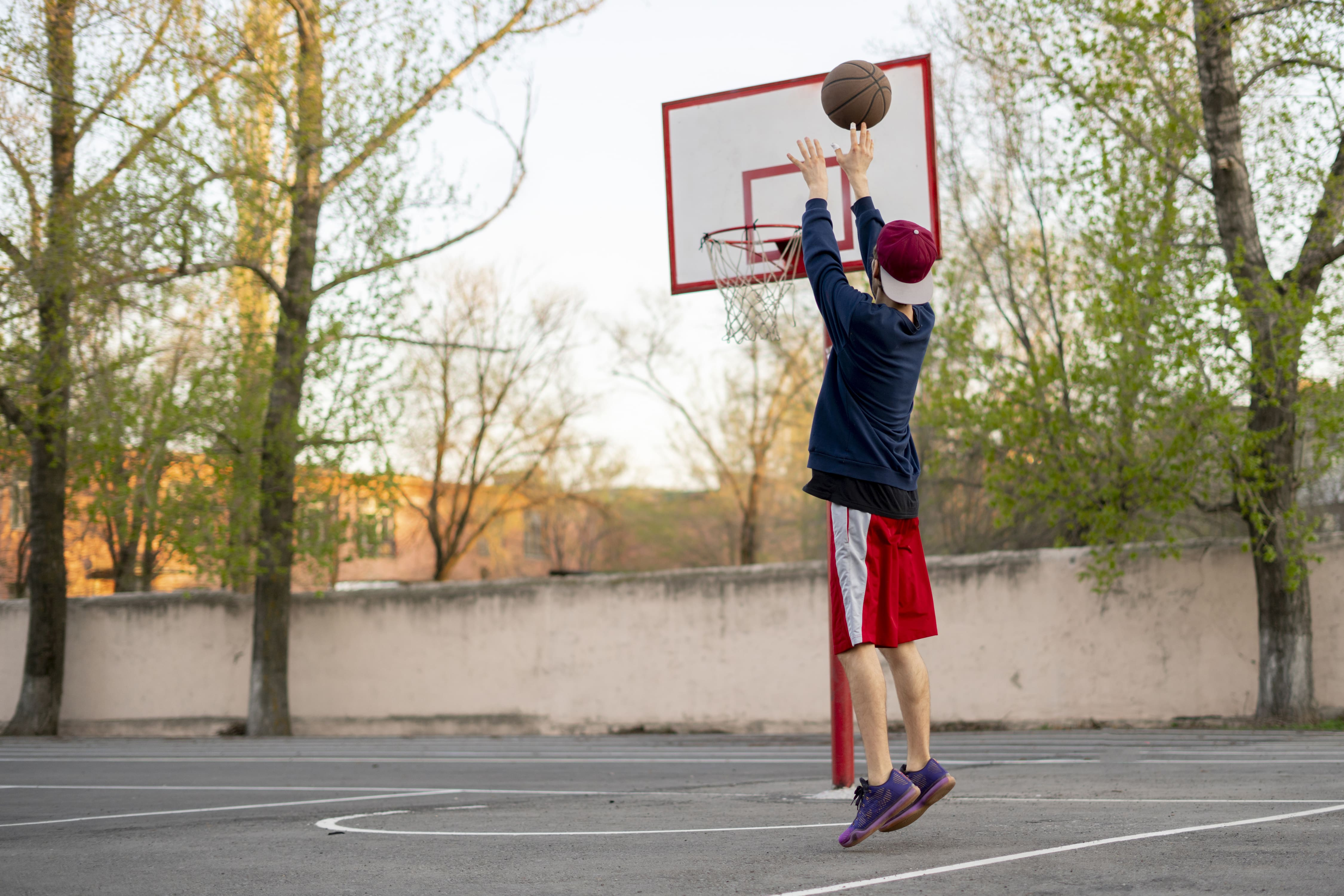 Dribbling Drills for Basketball Beginners - The Sports School – Integrated  School for Sports & Academics
