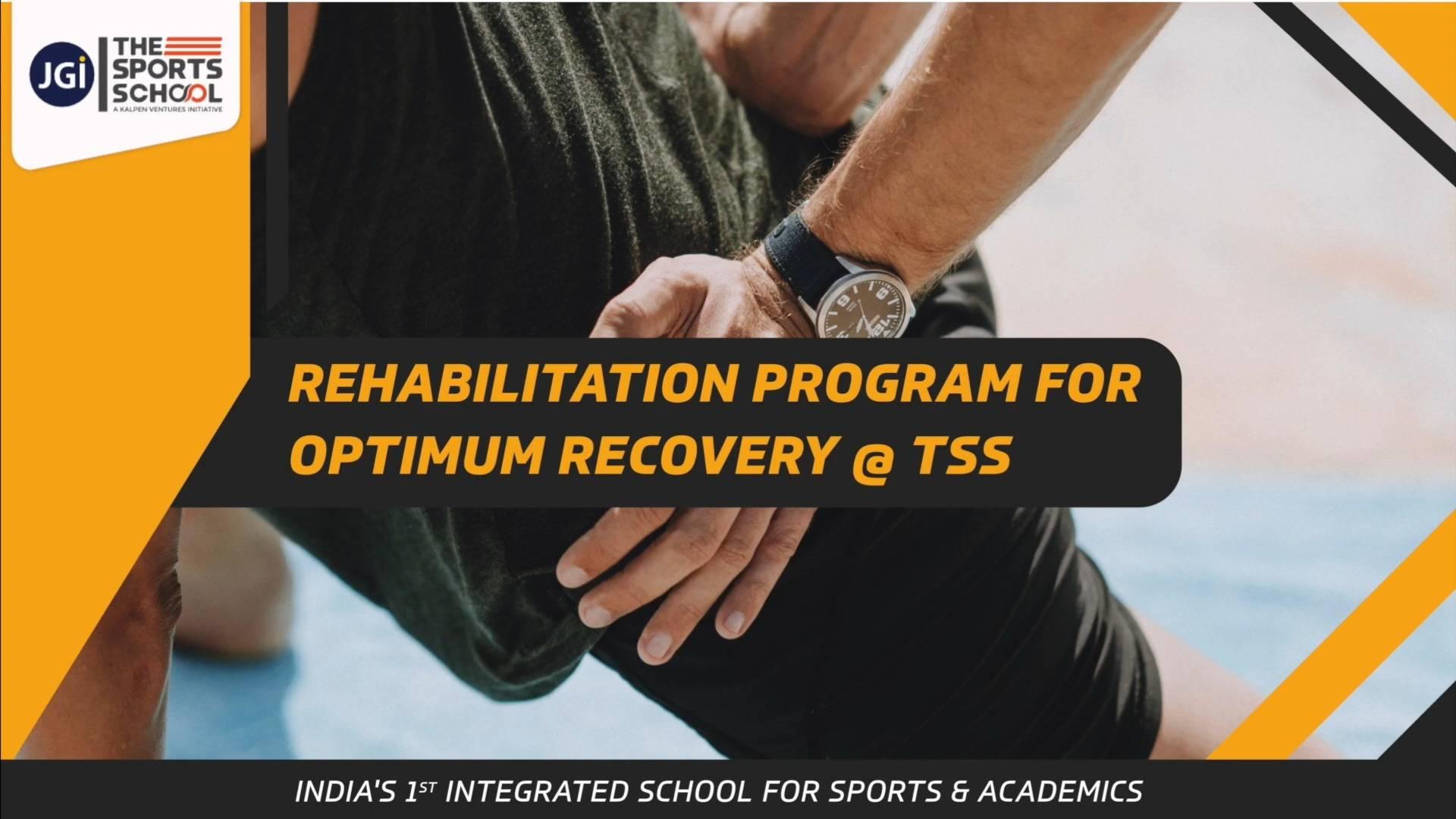 Sport Rehabiliation