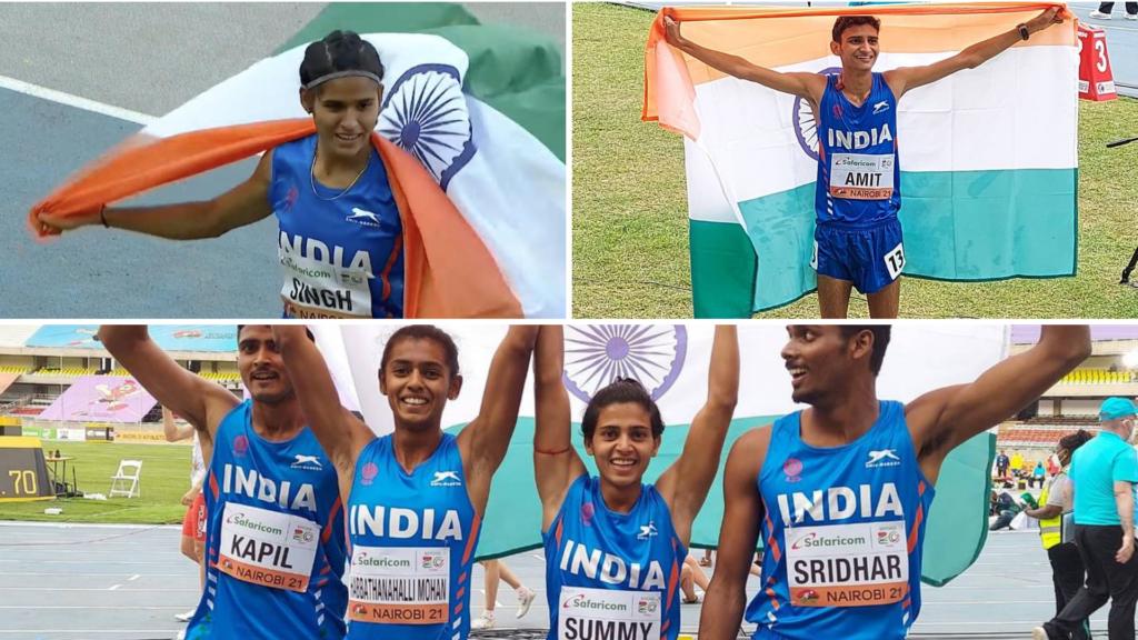 World Athletics U20 Championships Winners